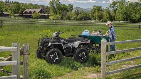 2016 Polaris Sportsman 570 SP in Lake Mills, Iowa - Photo 9