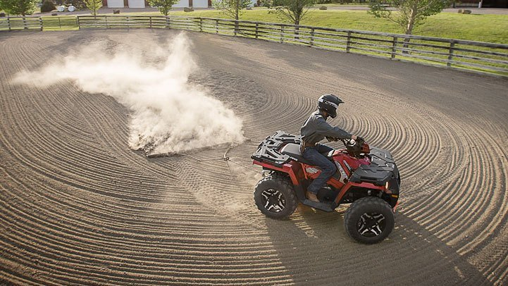 2016 Polaris Sportsman 570 SP in Lake Mills, Iowa - Photo 3