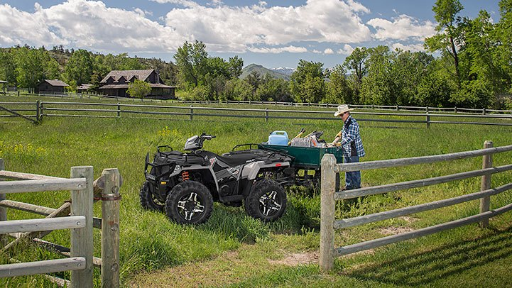 2016 Polaris Sportsman 570 SP in Ferrisburg, Vermont