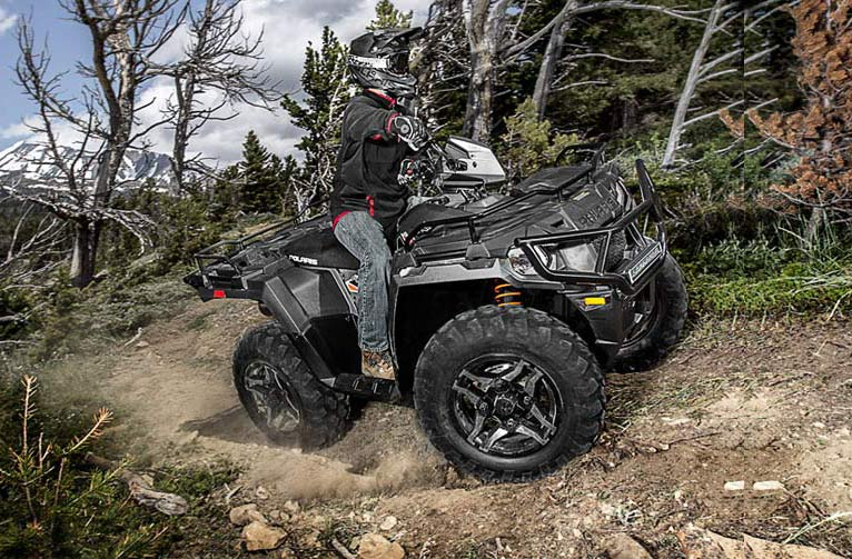 2016 Polaris Sportsman 570 SP in Florence, South Carolina - Photo 7