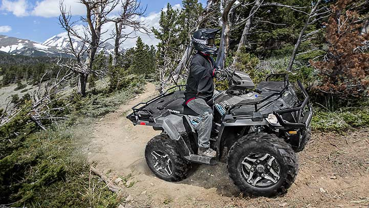 2016 Polaris Sportsman 570 SP in Greer, South Carolina