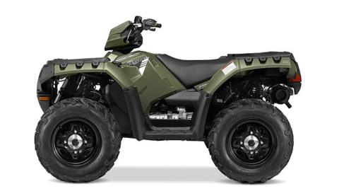 2016 Polaris Sportsman 850 in Lake Mills, Iowa