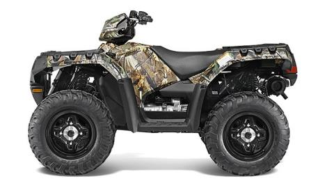 2016 Polaris Sportsman 850 in Cambridge, Ohio