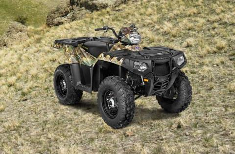 2016 Polaris Sportsman 850 in Shawano, Wisconsin