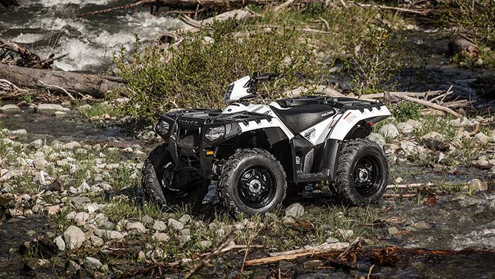 2016 Polaris Sportsman 850 in Prosperity, Pennsylvania