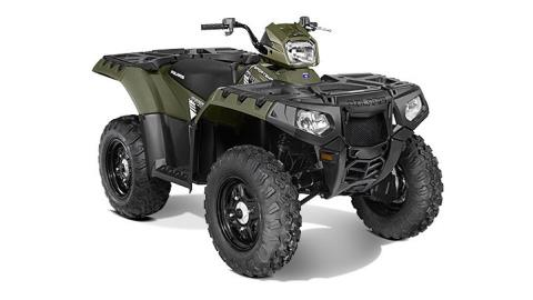 2016 Polaris Sportsman 850 in Jackson, Minnesota