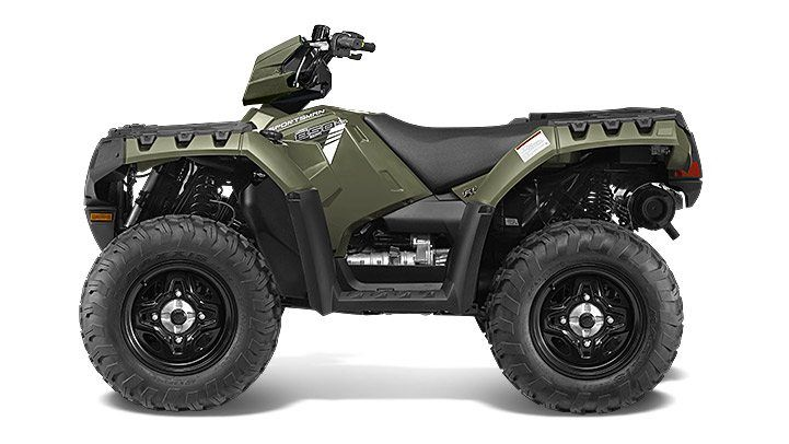 2016 Polaris Sportsman 850 in Auburn, California