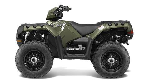 2016 Polaris Sportsman 850 in Chesterfield, Missouri