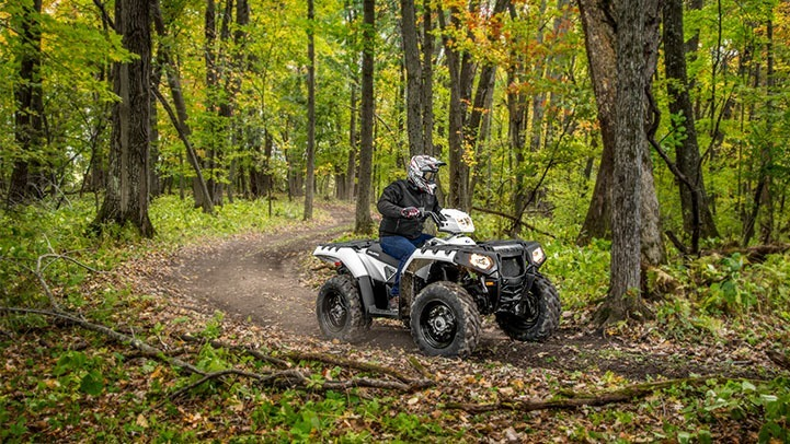 2016 Polaris Sportsman 850 in Lake Mills, Iowa - Photo 4