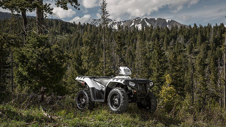 2016 Polaris Sportsman 850 in Hermitage, Pennsylvania