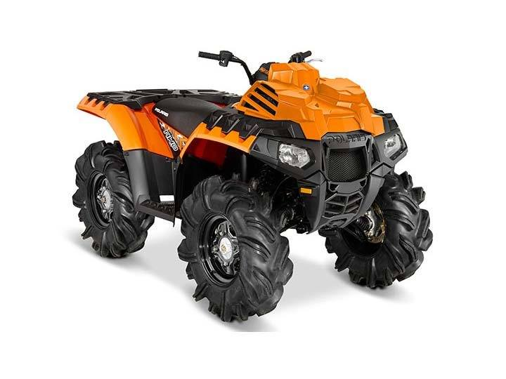 2016 Polaris Sportsman 850 High Lifter Edition in Pensacola, Florida