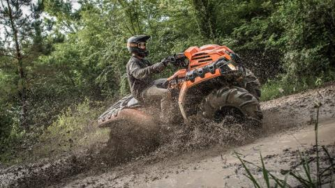 2016 Polaris Sportsman 850 High Lifter Edition in Tarentum, Pennsylvania