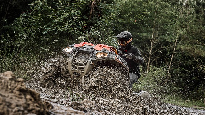 2016 Polaris Sportsman 850 High Lifter Edition in Brewster, New York