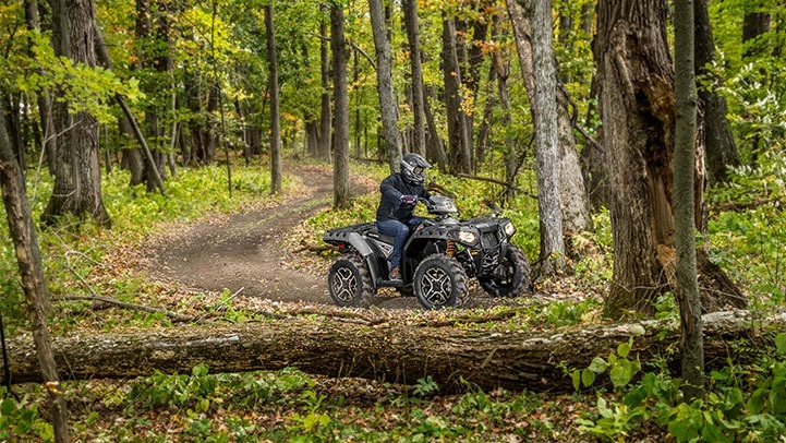 2016 Polaris Sportsman 850 SP in Pierceton, Indiana