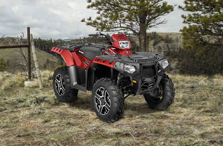 2016 Polaris Sportsman 850 SP in Hermitage, Pennsylvania