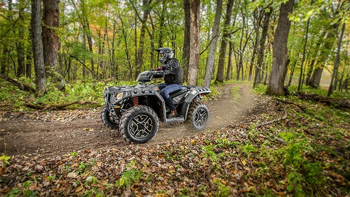 2016 Polaris Sportsman 850 SP in Lake Mills, Iowa - Photo 4