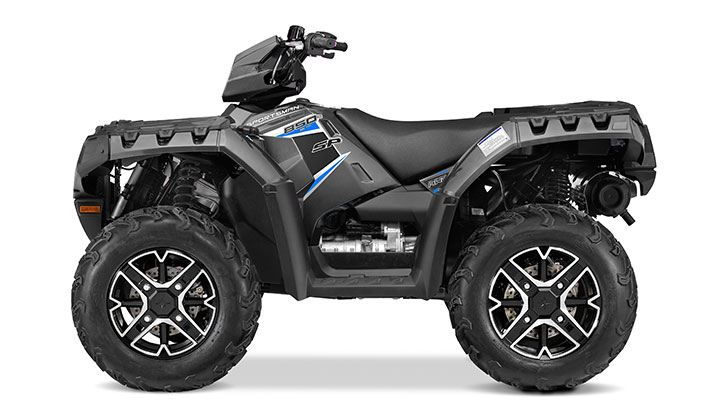 2016 Polaris Sportsman 850 SP in Lake Mills, Iowa - Photo 1