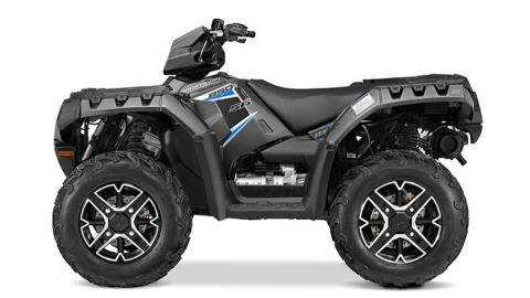 2016 Polaris Sportsman 850 SP in Hancock, Wisconsin
