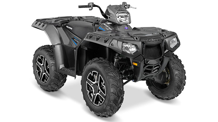 2016 Polaris Sportsman 850 SP in Lake Mills, Iowa - Photo 2