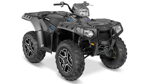 2016 Polaris Sportsman 850 SP in Bolivar, Missouri