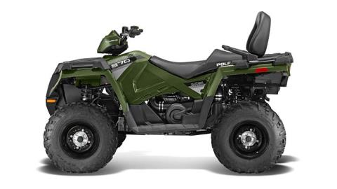 2016 Polaris Sportsman Touring 570 in Lake Mills, Iowa