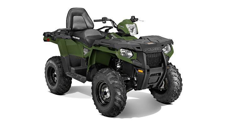 2016 Polaris Sportsman Touring 570 in Lake Mills, Iowa - Photo 2