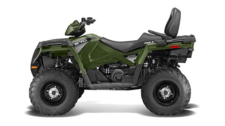 2016 Polaris Sportsman Touring 570 in Dearborn Heights, Michigan