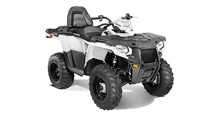 2016 Polaris Sportsman Touring 570 EPS in Lake Mills, Iowa - Photo 2
