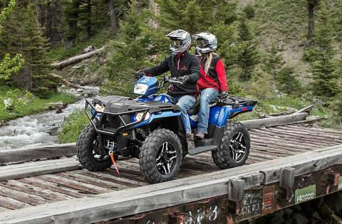 2016 Polaris Sportsman Touring 570 SP in Lake Mills, Iowa - Photo 3