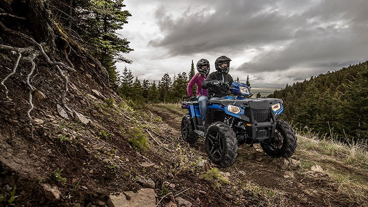2016 Polaris Sportsman Touring 570 SP in Auburn, California