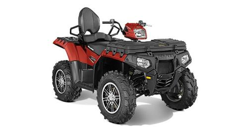 2016 Polaris Sportsman Touring 850 SP in Lake Mills, Iowa - Photo 2
