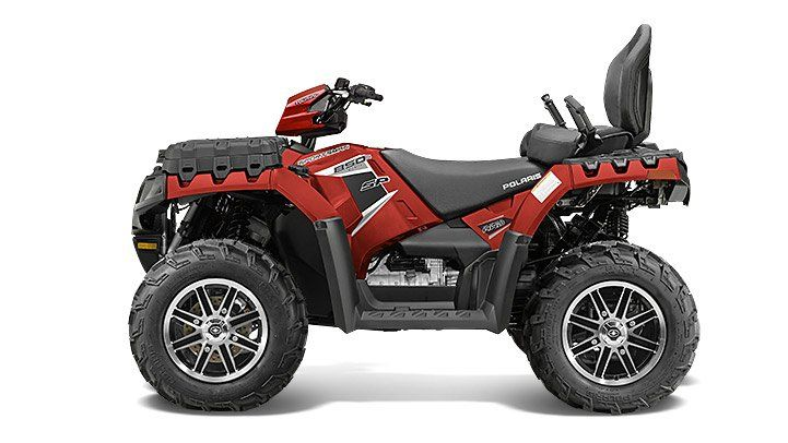 2016 Polaris Sportsman Touring 850 SP in Bolivar, Missouri