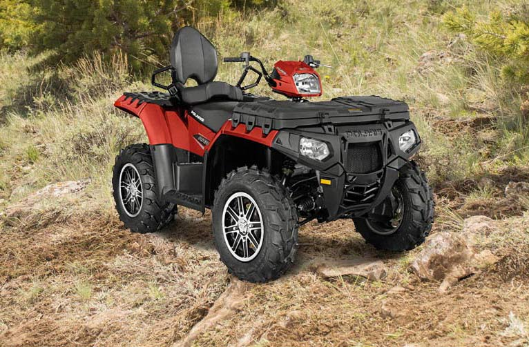 2016 Polaris Sportsman Touring 850 SP in Lake Mills, Iowa - Photo 3