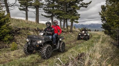 2016 Polaris Sportsman Touring XP 1000 in Red Wing, Minnesota