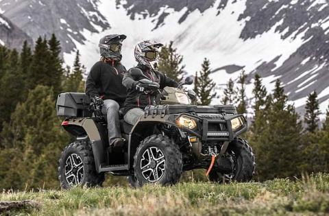 2016 Polaris Sportsman Touring XP 1000 in Lake Mills, Iowa - Photo 5