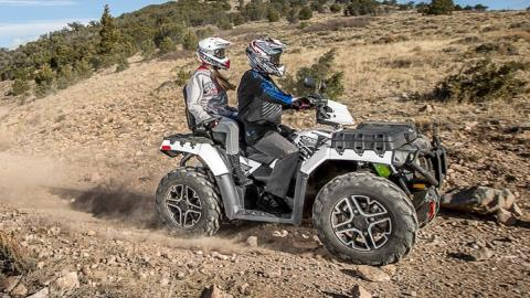2016 Polaris Sportsman Touring XP 1000 in Lake Mills, Iowa - Photo 4