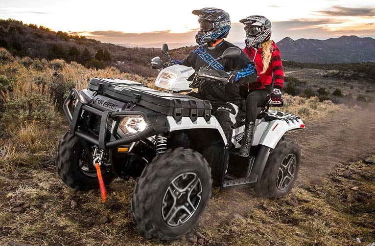 2016 Polaris Sportsman Touring XP 1000 in Pensacola, Florida