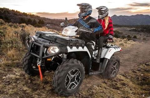 2016 Polaris Sportsman Touring XP 1000 in Lake Mills, Iowa - Photo 3