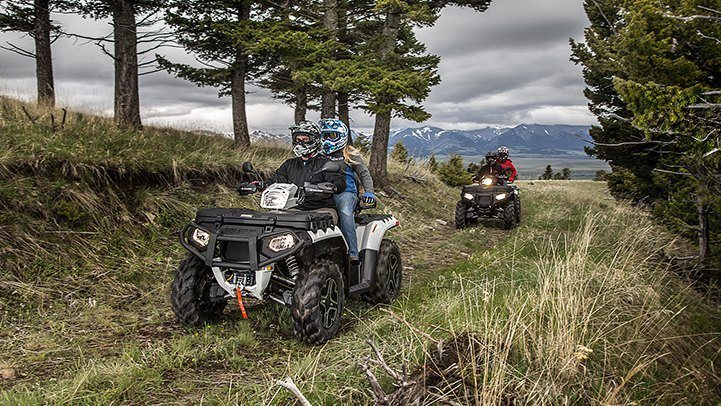 2016 Polaris Sportsman Touring XP 1000 in Lake Mills, Iowa - Photo 7