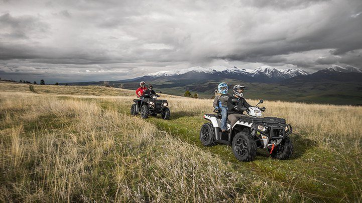 2016 Polaris Sportsman Touring XP 1000 in Lake Mills, Iowa - Photo 8