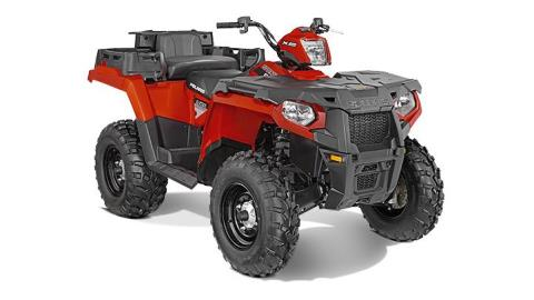 2016 Polaris Sportsman X2 570 EPS in Saint Clairsville, Ohio