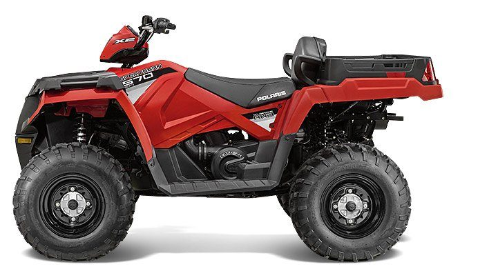 2016 Sportsman X2 570 EPS