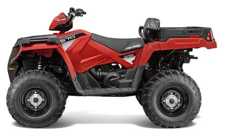 2016 Polaris Sportsman X2 570 EPS in Rushford, Minnesota