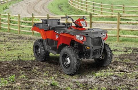 2016 Polaris Sportsman X2 570 EPS in Woodstock, Illinois