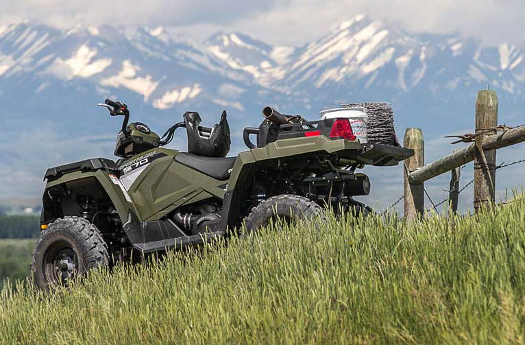2016 Polaris Sportsman X2 570 EPS in Lake Mills, Iowa - Photo 3