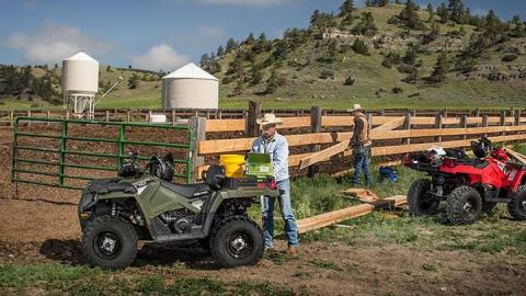 2016 Polaris Sportsman X2 570 EPS in Yuba City, California