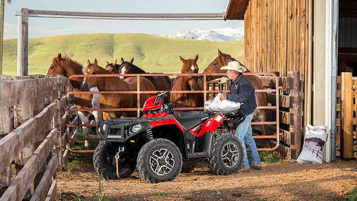 2016 Polaris Sportsman XP 1000 in Chickasha, Oklahoma