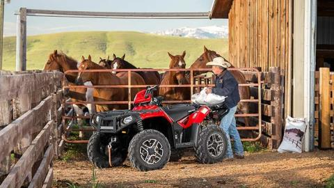 2016 Polaris Sportsman XP 1000 in Eastland, Texas - Photo 9