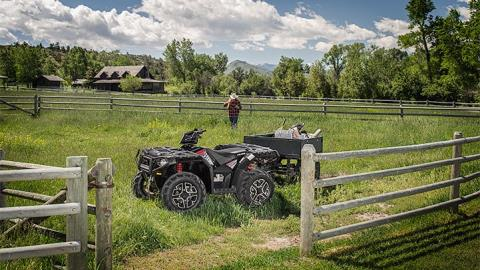 2016 Polaris Sportsman XP 1000 in Lake Mills, Iowa - Photo 4