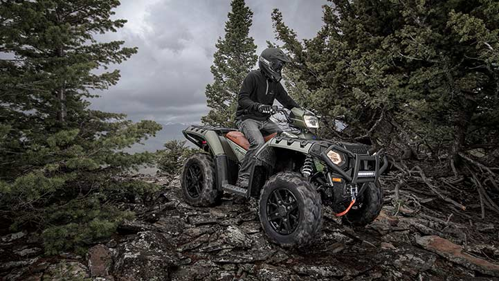 2016 Polaris Sportsman XP 1000 in Lake Mills, Iowa - Photo 10